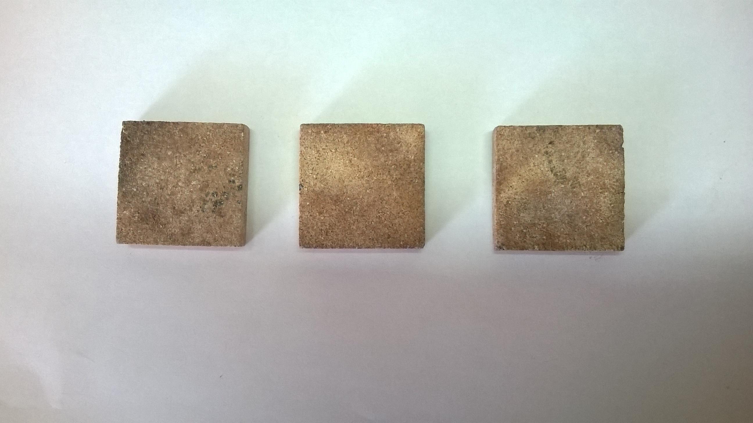 Piedras indentificacion incineracion - IEMER